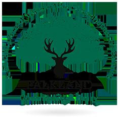 Falkland Community Library – Fife Logo